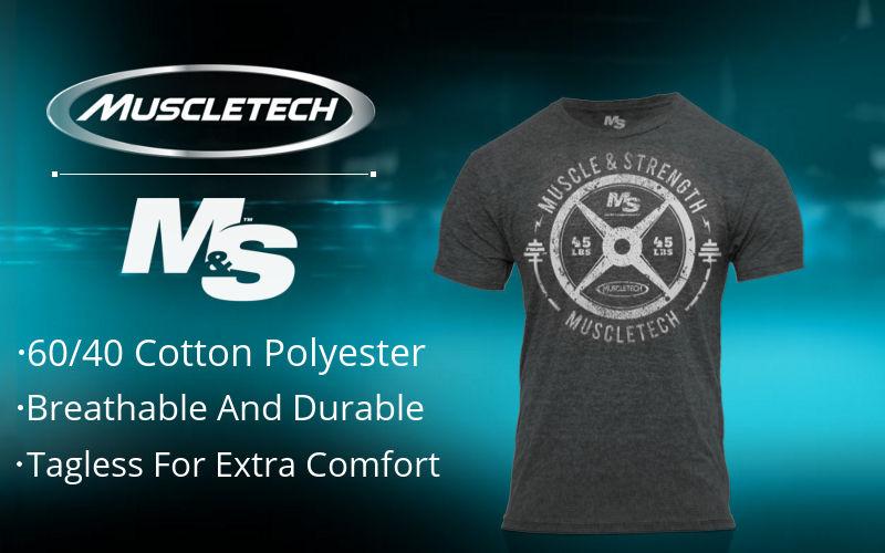 MuscleTech M&S Shirt Banner