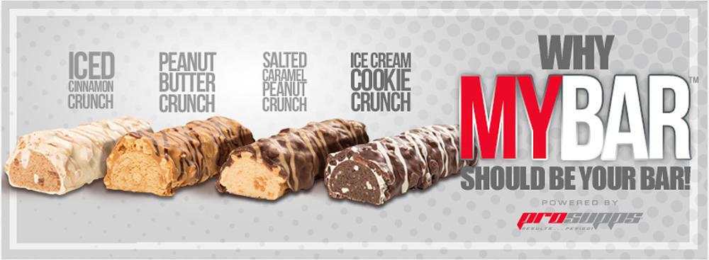 mybar flavor banner