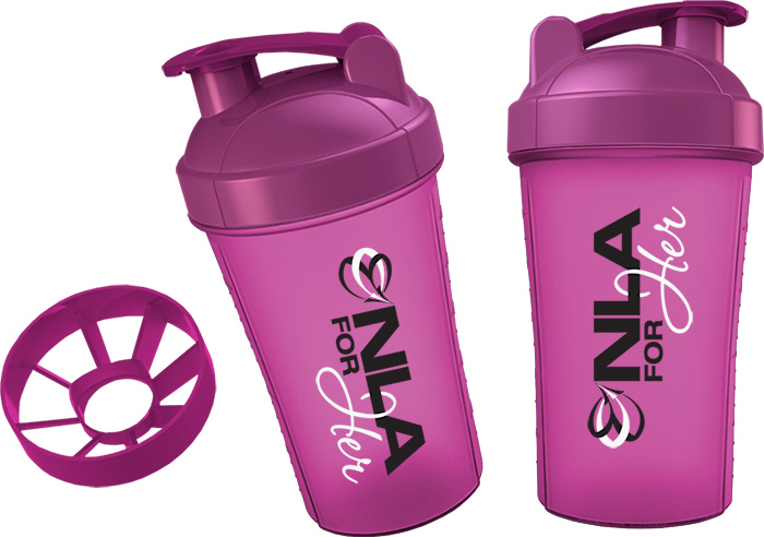 NLA for Her Shaker Bottle