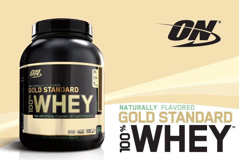Gold Standard Natural 100 Whey By Optimum Nutrition Lowest Prices At Muscle Strength