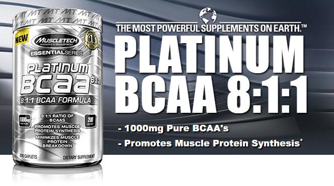 Platinum BCAA Header