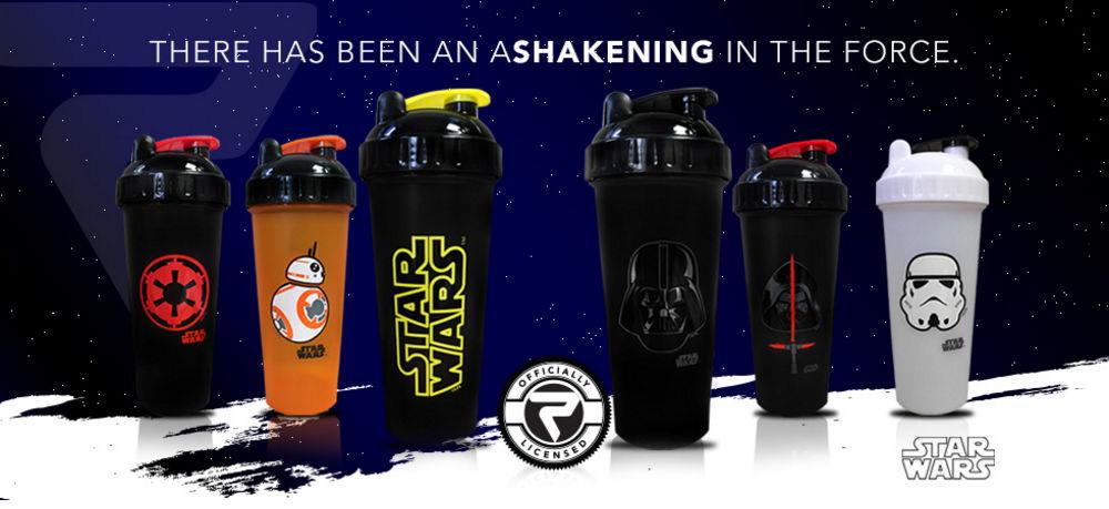 Star Wars Shaker Banner