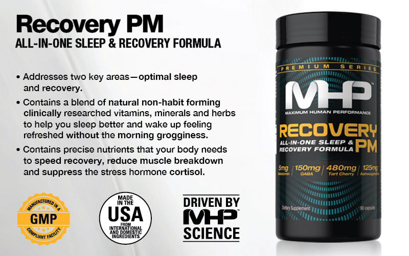 MHP Recovery PM Banner