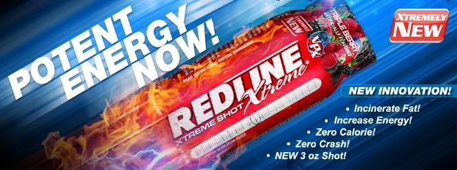 VPX Redline Xtreme Shots