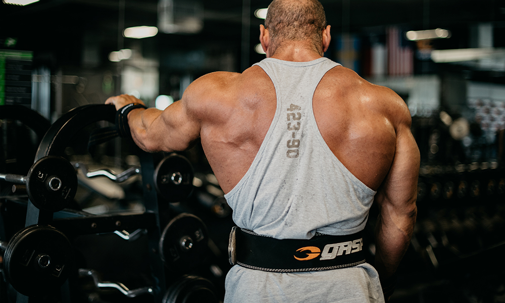 Training Belt by GASP: Lowest Prices at Muscle & Strength