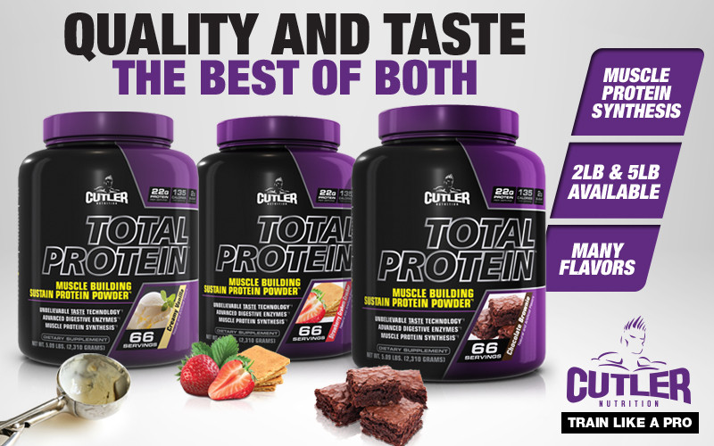 Total Protein header