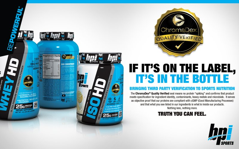 ISO HD by BPI Sports: Lowest Prices at Muscle & Strength