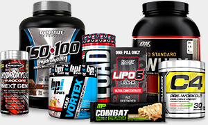 Top 20 Supplement Brands at Muscle & Strength