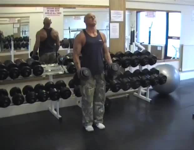 Standing Hammer Curl: Video Exercise Guide & Tips